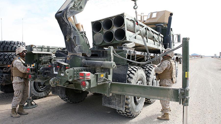 Forbes: США сделали России «ракетный сюрприз» в Крыму
