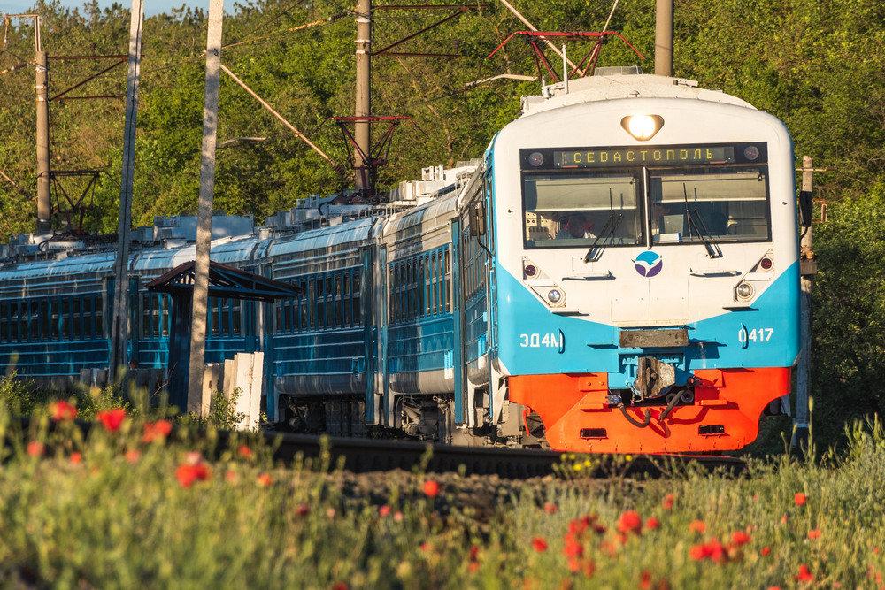 В Крыму меняется расписание электричек
