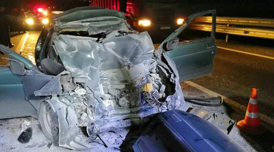 В страшном ДТП на «Тавриде» погибли три человека