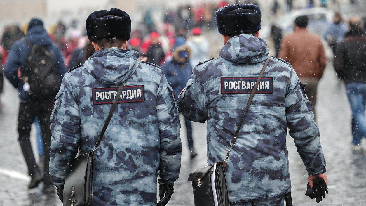 В Крыму Росгвардейцы нашли троих пропавших детей