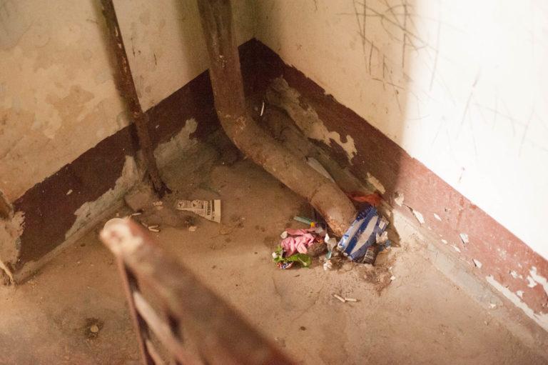 Полчища крыс, разруха в подъездах и ночлежки во дворах: как работает ООО «Управляющая компания»