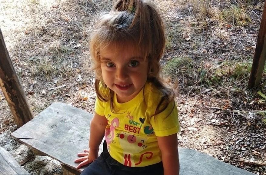 Мать умершей в Крыму двухлетней девочки рассказала подробности трагедии