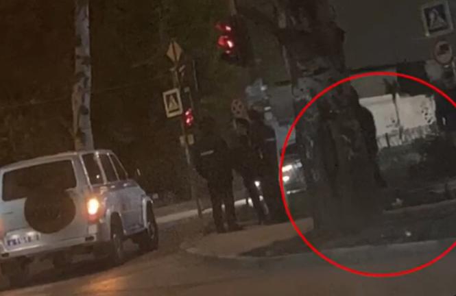 У торгового центра в Крыму обнаружен труп человека