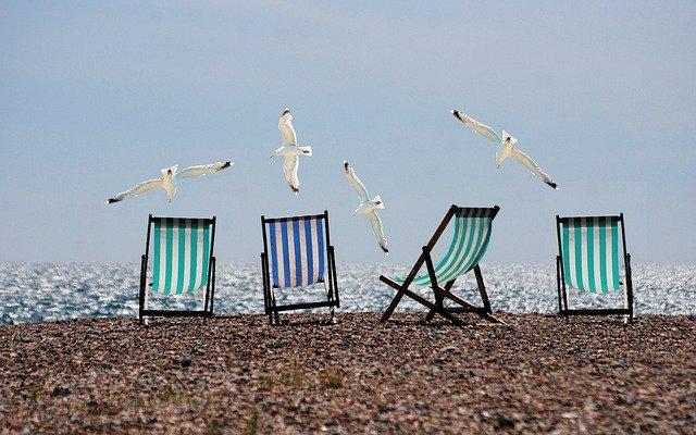 Пляжи Крыма приведут к единому стилю оформления