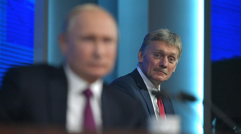 отставке Путина