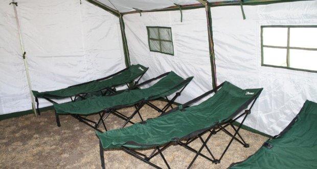 Украина развернет гуманитарные лагеря на границе с Крымом