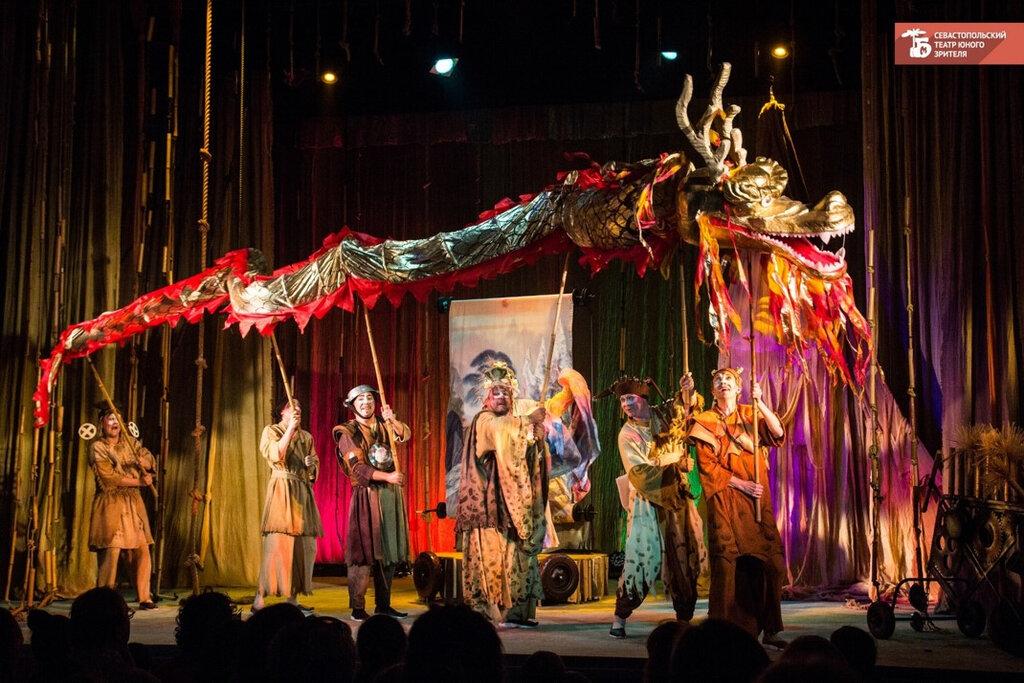 Севастопольский театр представит город на фестивале театральных искусств «Арлекин»