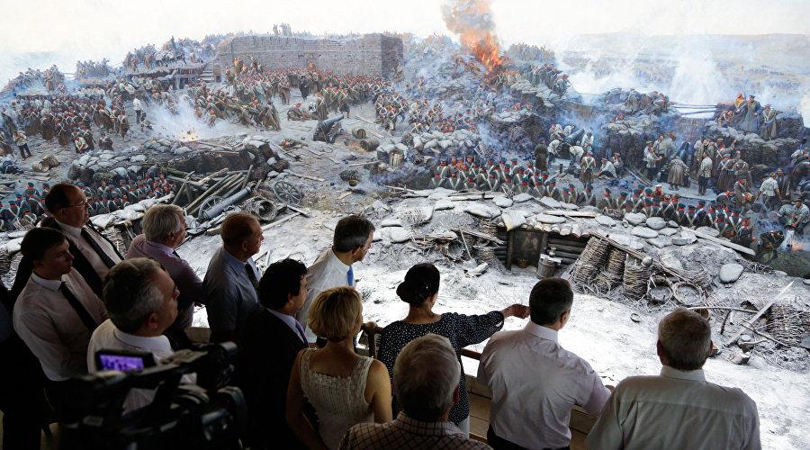 В Севастополе закроют на ремонт здания Панорамы и Диорамы