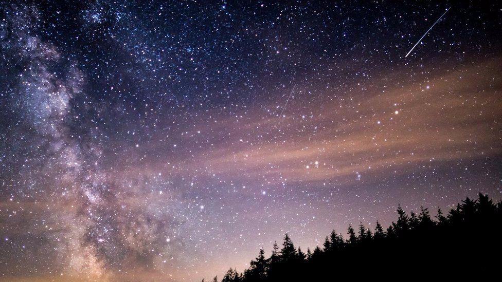 В Крыму можно будет увидеть звездопад Геминиды
