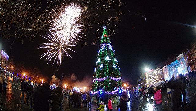 Какими новыми украшениями нарядят Севастополь к Новому году