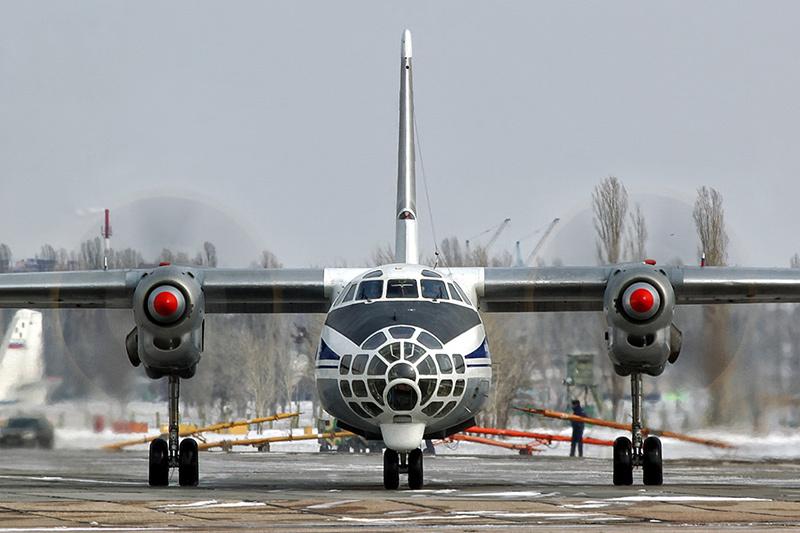 Самолеты из Воронежа прилетят в Крым, чтобы вызвать снег