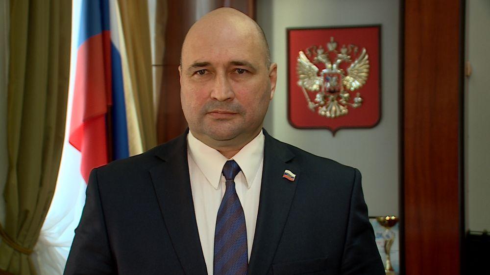 Председатель Законодательного Собрания Севастополя заразился COVID