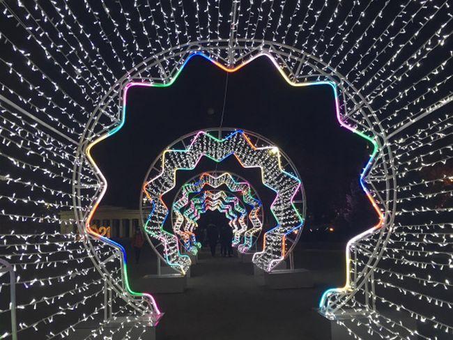 Стало известно, во сколько Севастополю обошлась новогодняя иллюминация