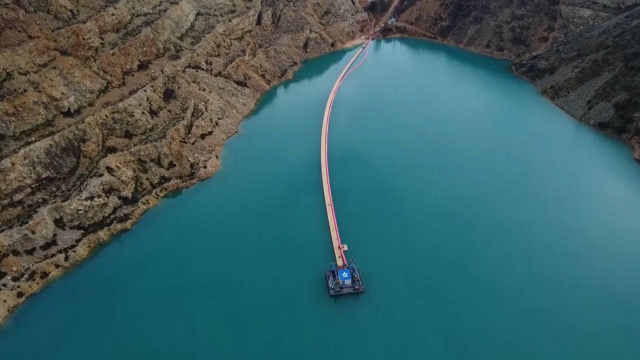 В Севастополе запустили построенный водовод на Кадыковском карьере