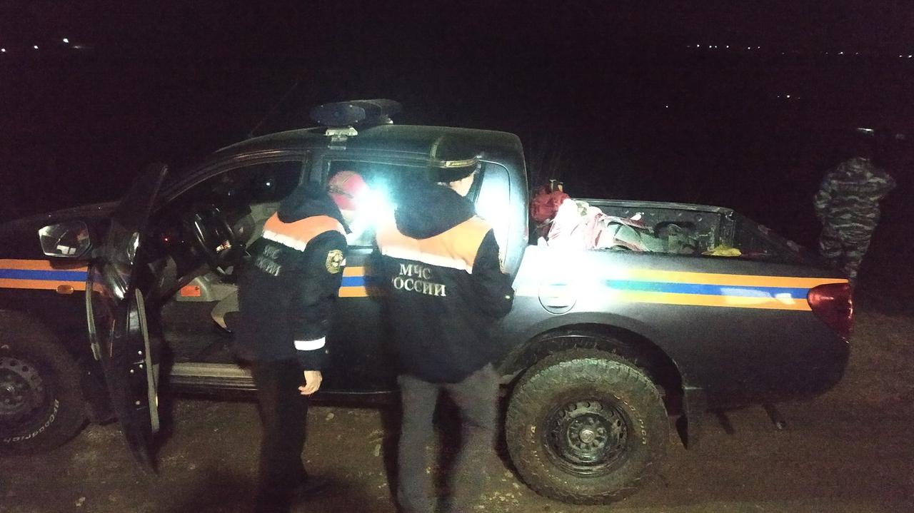 В Крыму спасатели эвакуировали заблудившихся туристов