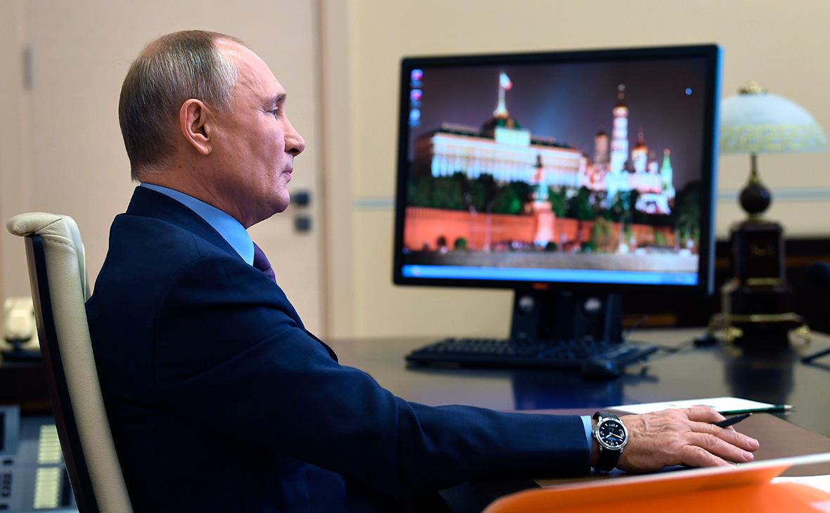 Путин ответил на вопрос о публикации о бывшем зяте