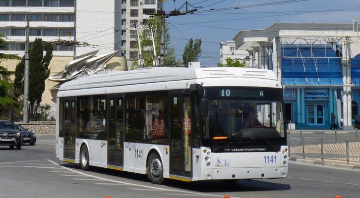 С нового года в Севастополе изменятся графики движения троллейбусов и автобусов