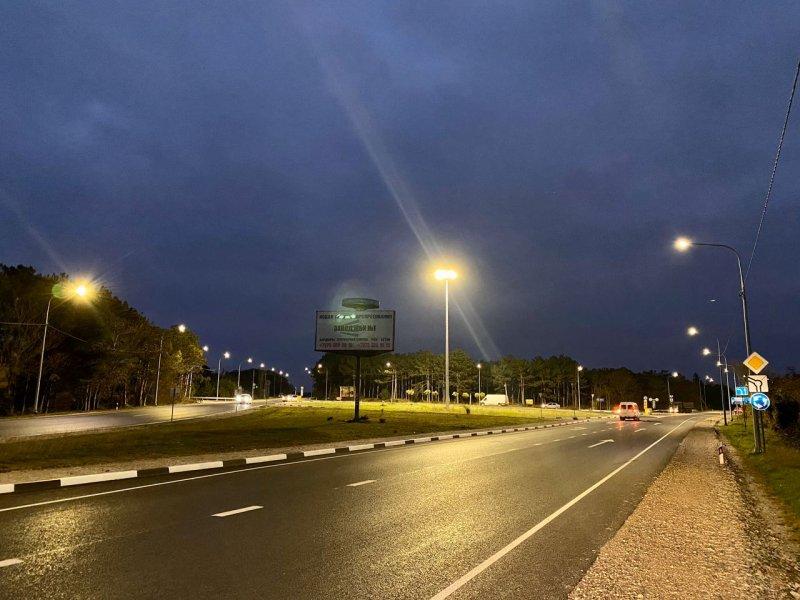 В Севастополе появятся новые источники наружного освещения