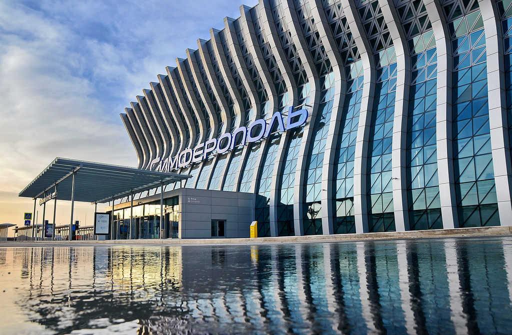 В аэропорту Симферополь снова задержали несколько рейсов