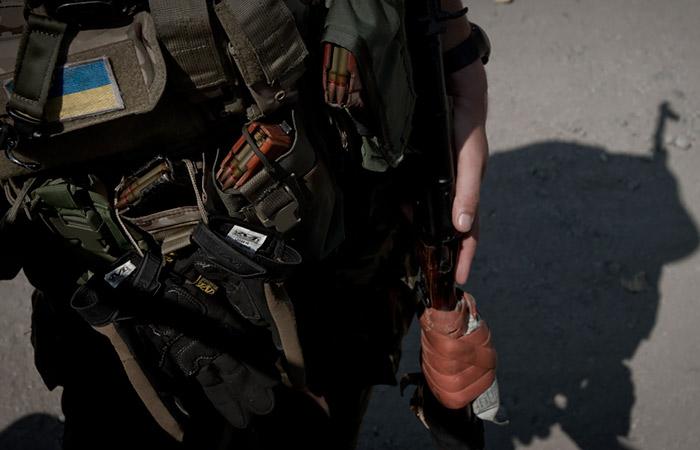 Вооруженные украинцы пытались прорваться на территорию России, один из них убит