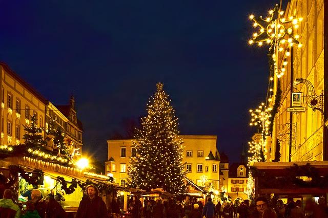 Назван самый недовольный новогодней елкой российский город