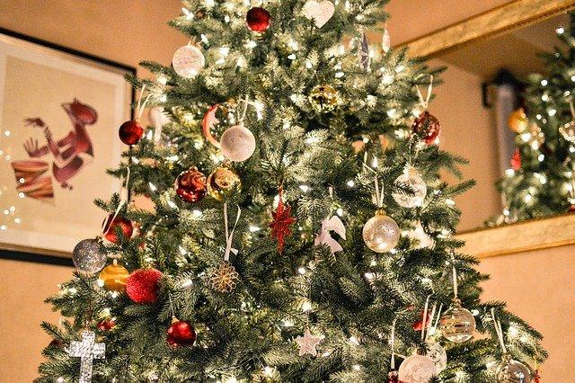 Названа стоимость покупки и украшения новогодней елки