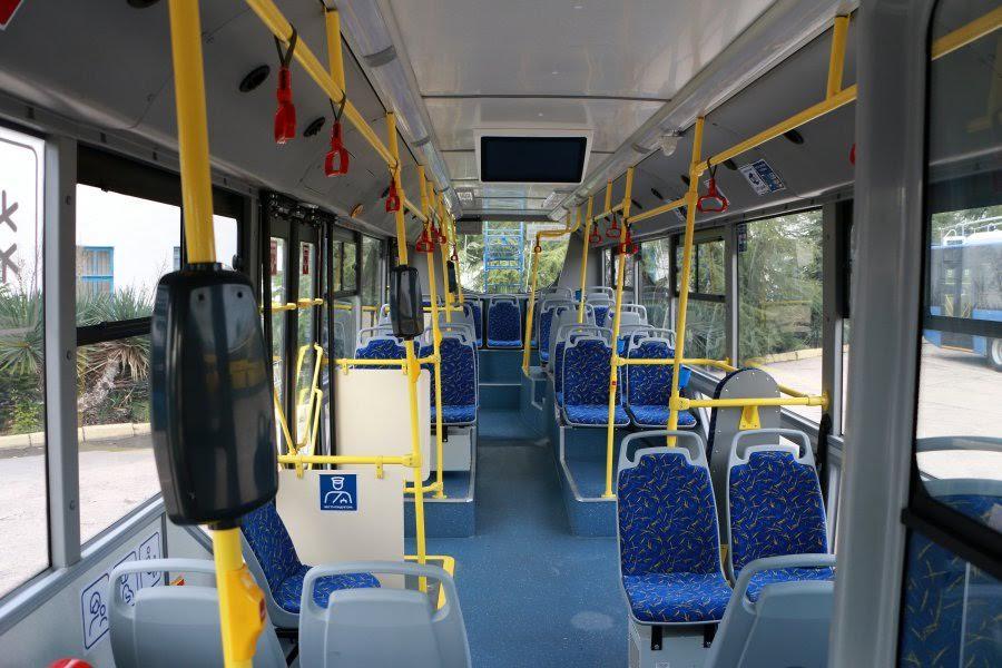 Сто новых троллейбусов получил Севастополь в 2020 году