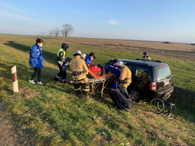 Два человека погибли в ДТП в Крыму за неделю