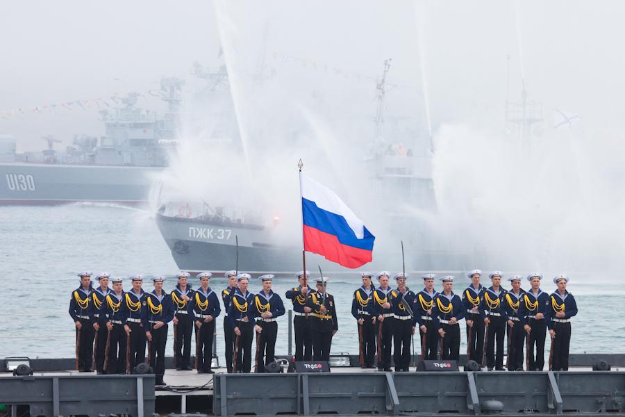На Черноморском флоте начали службу две тысячи новобранцев