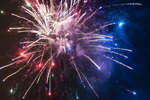 Новогодний фейерверк в Ялте: когда начнется, где смотреть