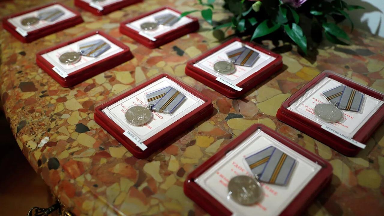 На Украине разразился скандал из-за медали «75 лет Победы»