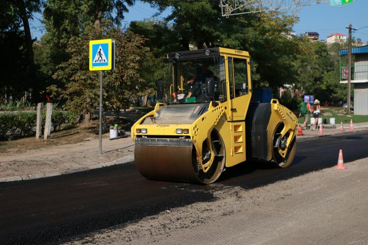 Какие дороги отремонтируют в Севастополе в 2021 году