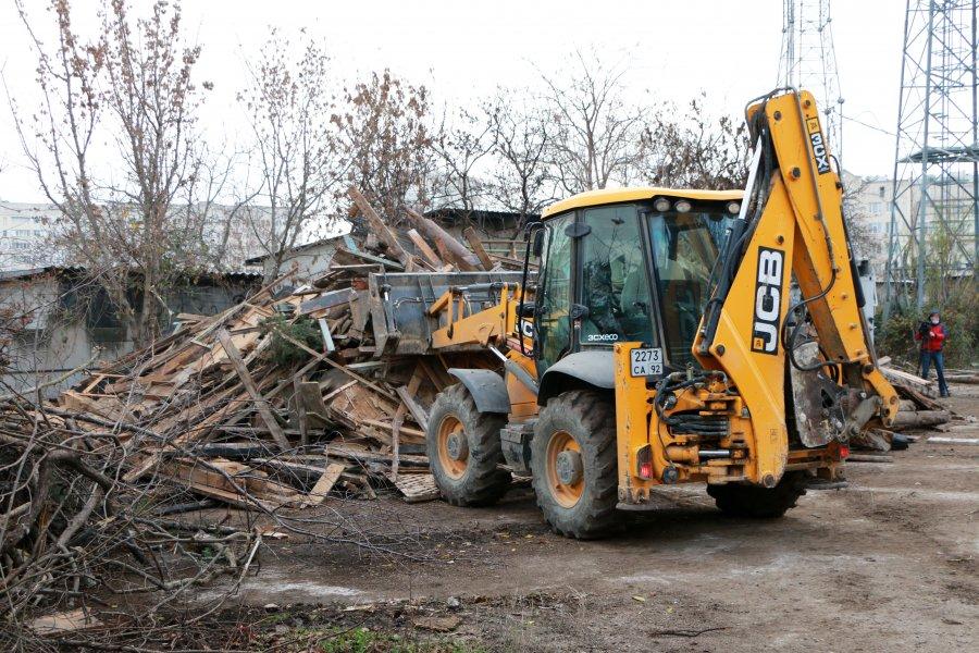 В Севастополе начали строить дополнительный корпус школы