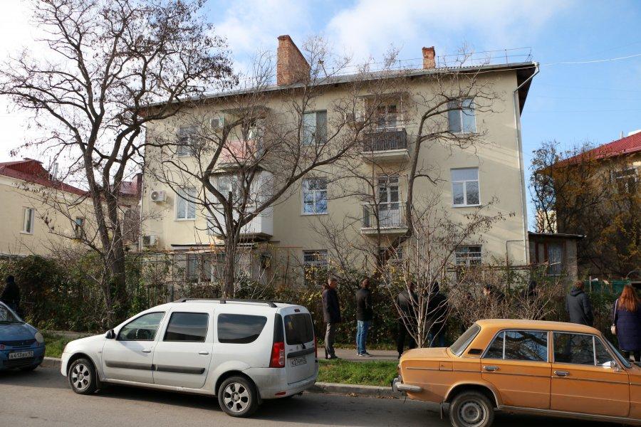Программа капитального ремонта в Севастополе выполнена на 95%
