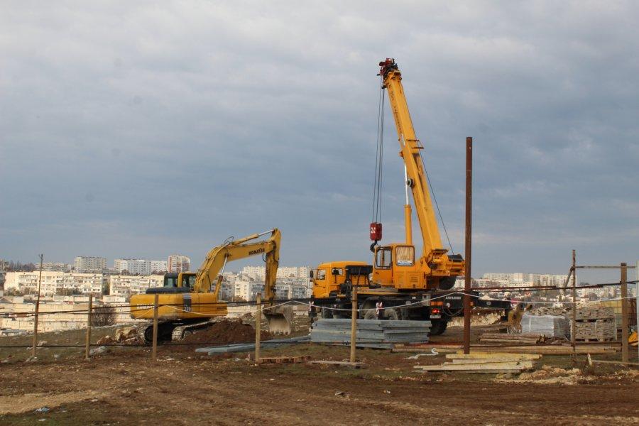 Еще один детский сад начали строить в Севастополе