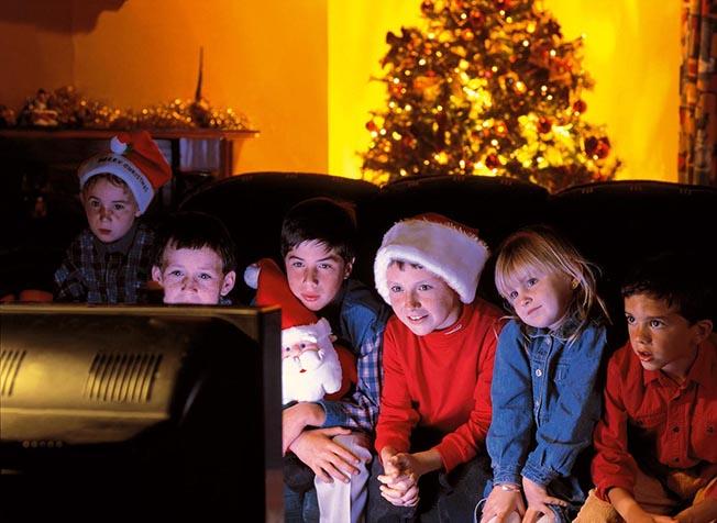 Что россиянам покажут по телевизору в Новый год