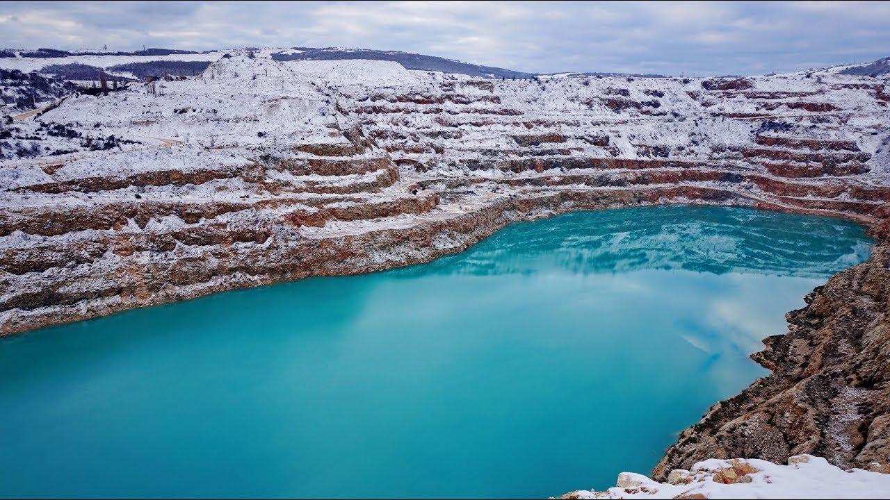Уровень воды в Кадыковском карьере будут контролировать онлайн