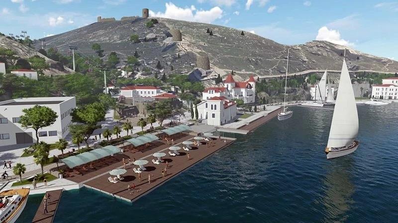 В Севастополе утвердили проект яхтенной марины в Балаклаве