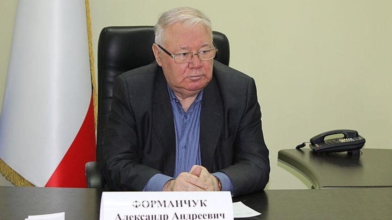 Назначен и.о. председателя Общественной палаты Крыма