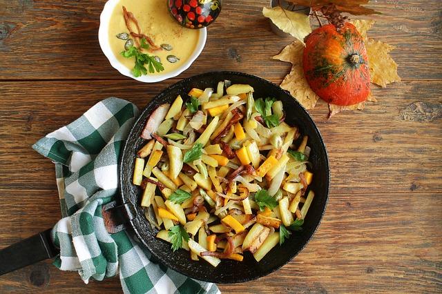 Шеф-повар раскрыл секреты приготовления жареной картошки