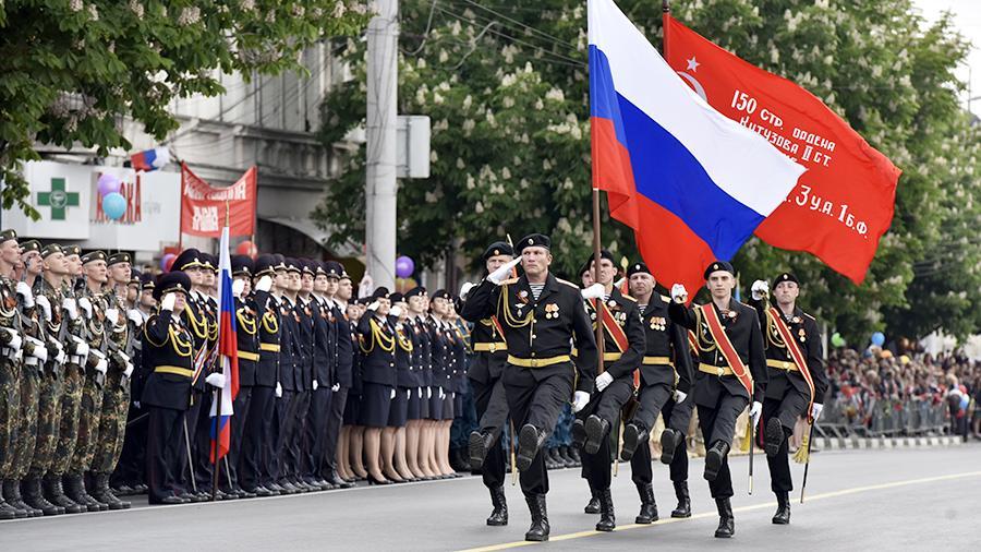 Парад Победы в Крыму обещают провести в штатном режиме