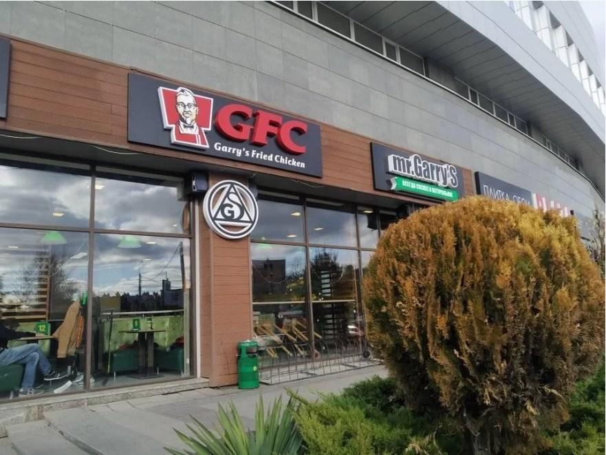 Ответ санкциям: кафе-двойник «KFC» открыли в Крыму