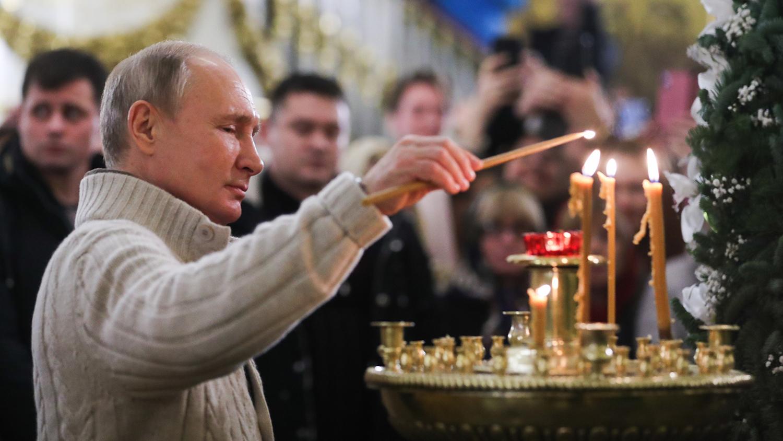 Песков рассказал о планах Путина на Рождество