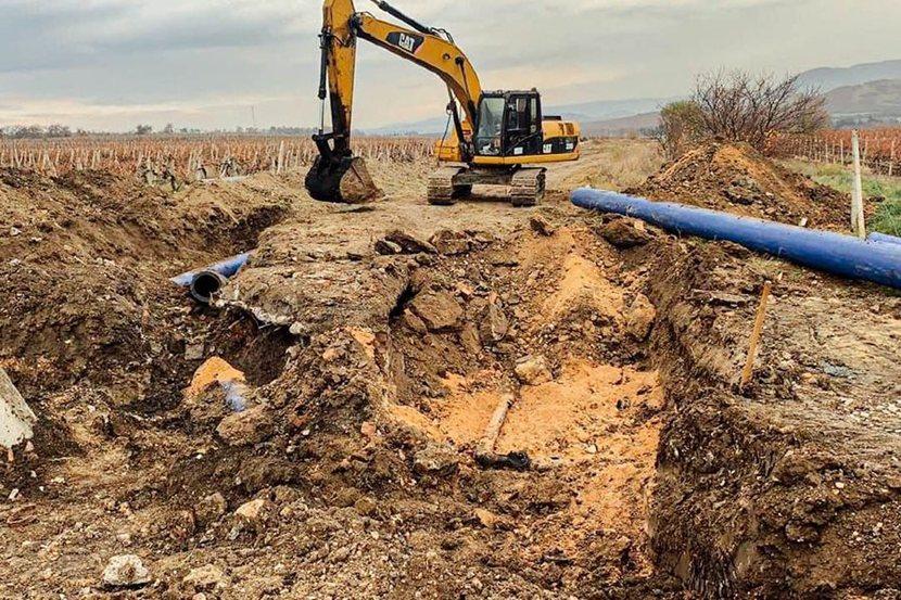 Авария в Балаклаве оставила без газа 27 тысяч севастопольцев