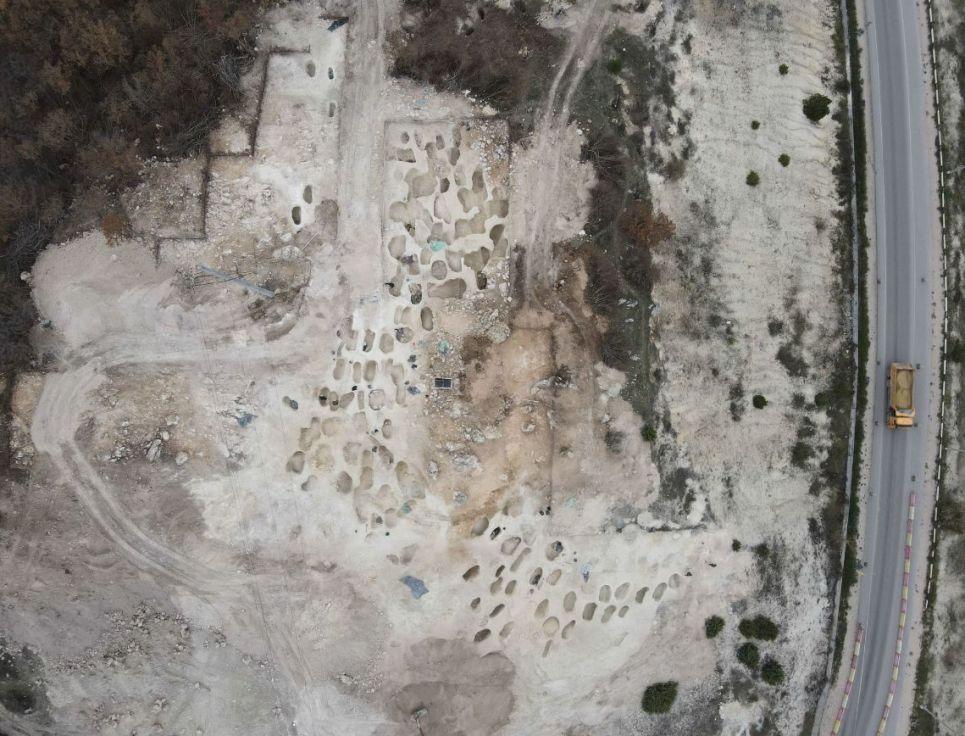 В Севастополе обнаружили некрополь римского времени