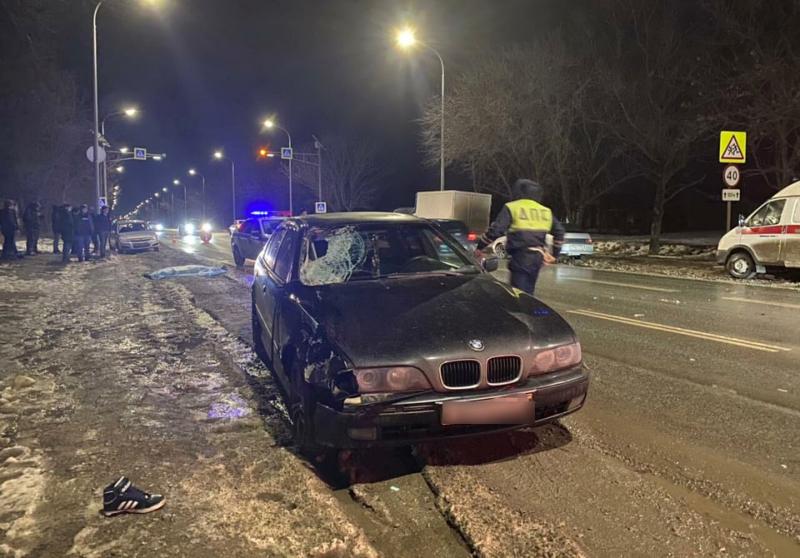 Водитель BMW насмерть сбил 14-летнего пешехода в Симферополе