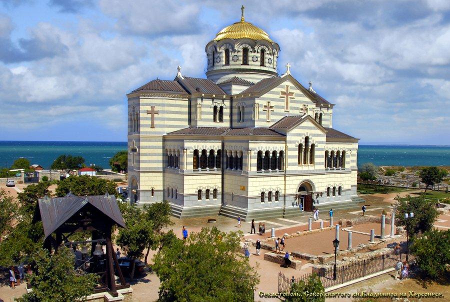 На Крещение верующие смогут бесплатно посетить «Херсонес Таврический»