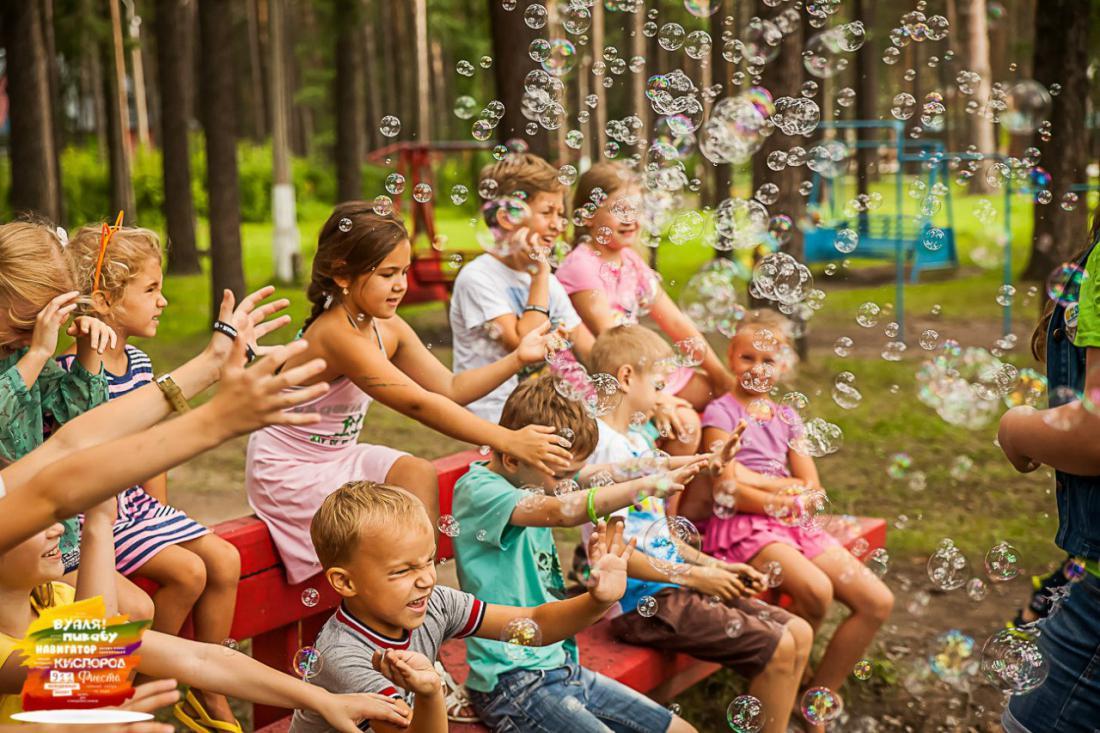 В РФ с 2021 года изменили правила размещения детей в лагерях