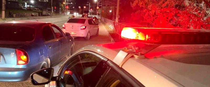 Пять нетрезвых водителей катались по ночному Севастополю