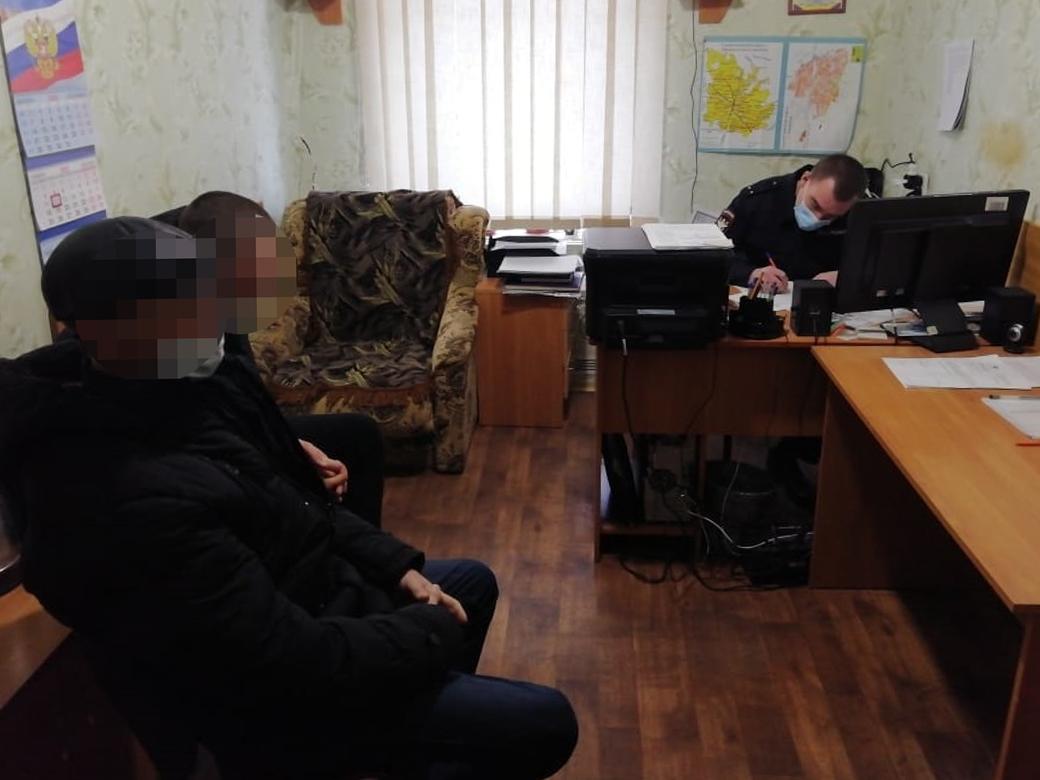 В Крыму задержали двух подростков-«зацеперов»